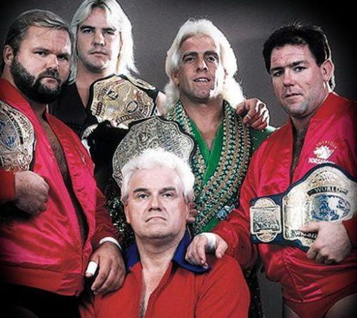The strongest Horsemen lineup.