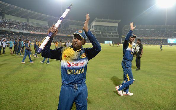 Sri Lankan legend Mahela Jayawardene is at number five on this list