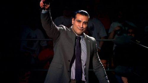 Enter captiVince McMahon thinks he can bring back Alberto Del Rio