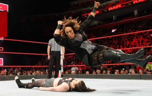 Joan King lost to Nia Jax on this week's edition of Monday Night RAW