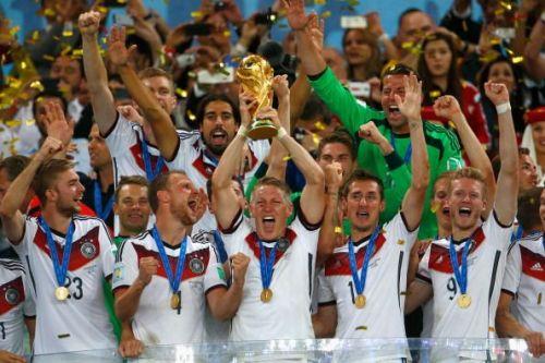 Germany v Argentina: 2014 FIFA World Cup Brazil Final