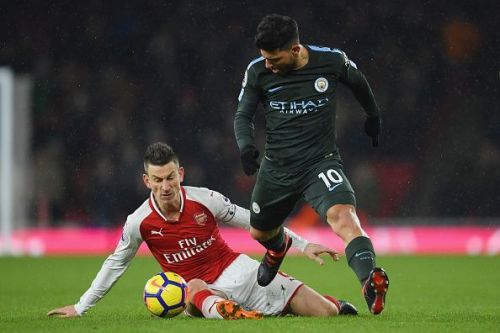 Laurent Koscielny was shoddy at the back once again