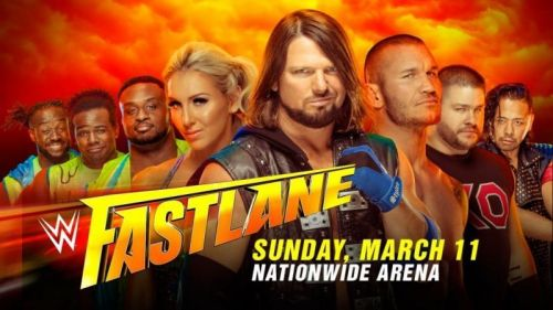 Get ready for the last pay-per-view before WrestleMania.