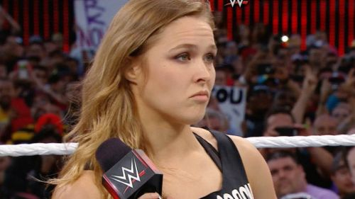 It hasn't exactly been smooth sailing since Rousey's arrival in WWE