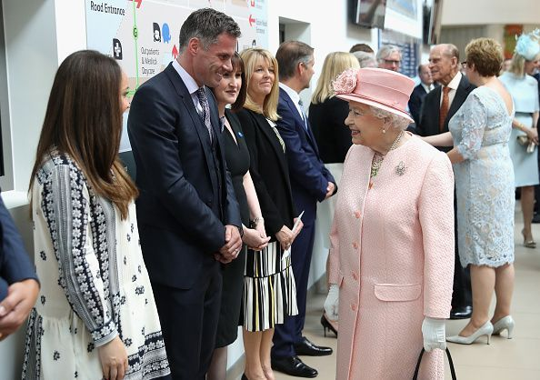 The Queen and Duke Of Edinburgh Visit Liverpool