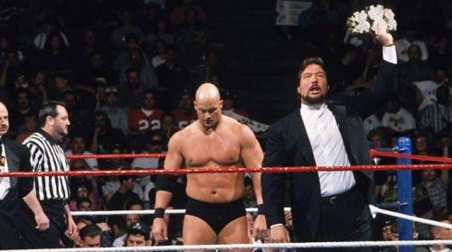 A year later, Austin would be involved in one of the greatest matches, if not THE greatest match, in Wrestlemania history; in 1996, he felt tacked onto a lackluster card.