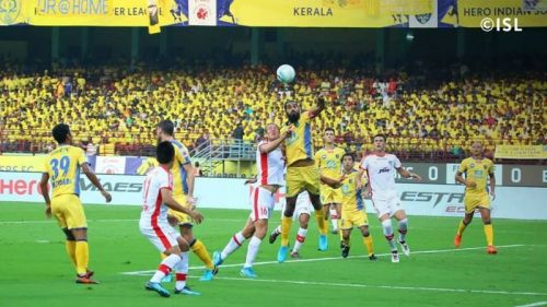The captain, the defender, the warrior - Sandesh Jhingan