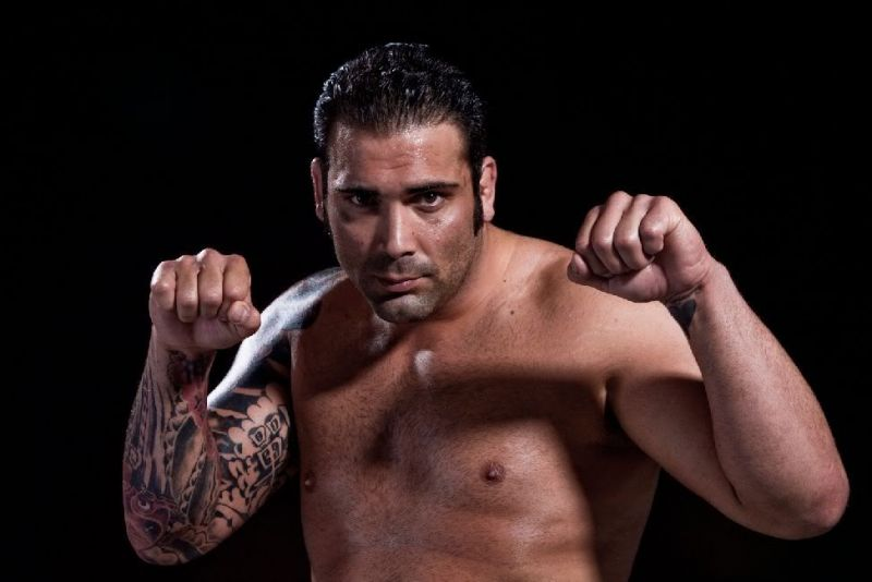 Former UFC champ Ricco Rodriguez is now one of MMA