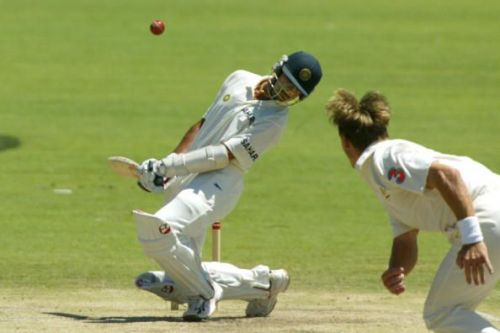 2nd Test Australia v India Day Five