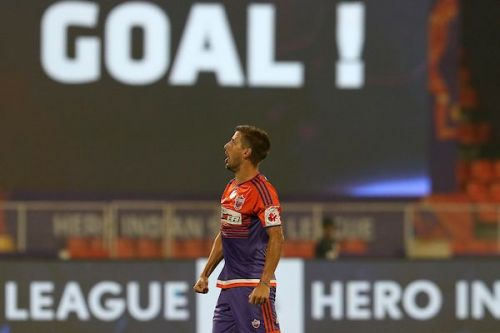 Emiliano Alfaro has been one of the best players for FC Pune City. (Photo: ISL)
