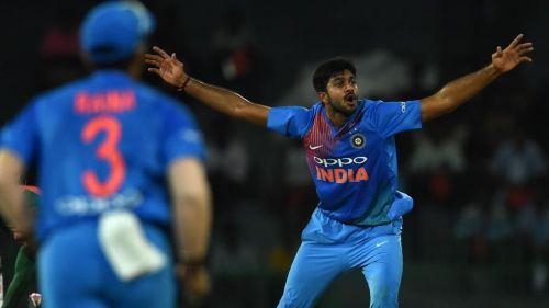 Vijay Shankar struggled to connect under pressure