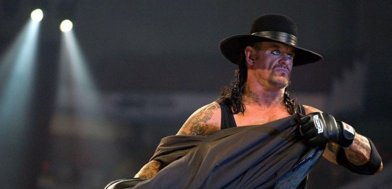 The Undertaker is the most defying force in all of the sports entertainment.