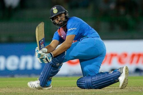 Rohit would be hoping for an encore
