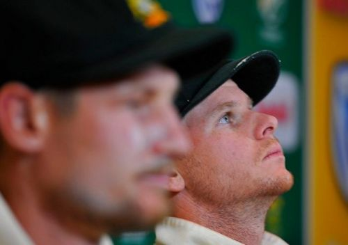 Smith admits to ball tampering