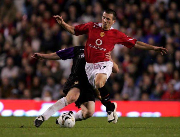 Carling Cup: Manchester United v Barnet