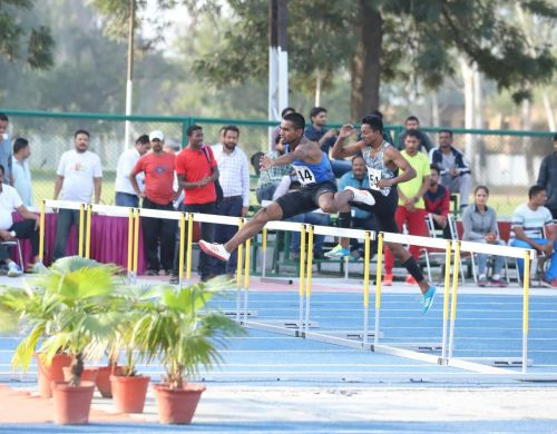 Even an appearance at Rio 2016, and a national record have not been enough to earn Dharun a place on the TOPS list.