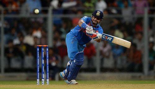 India v South Africa - ICC Twenty20 World Cup Warm Up