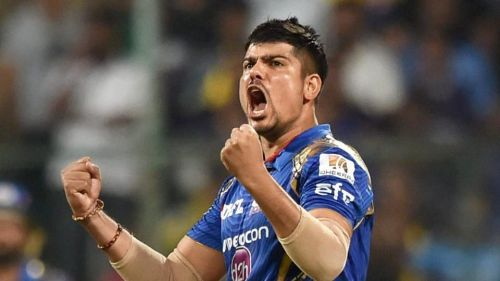 Karn Sharma Mumbai Indians India Cricket IPL
