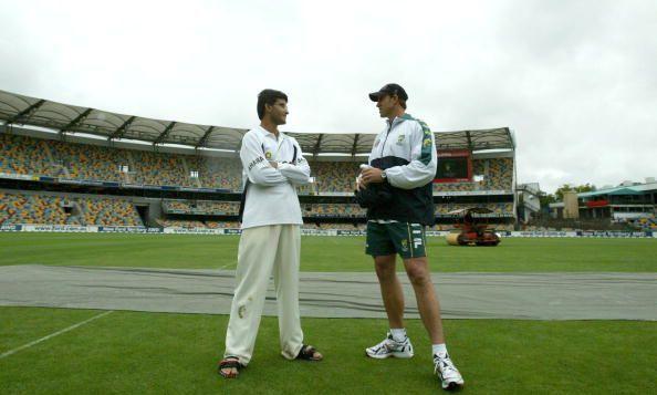 First Test - Australia v India