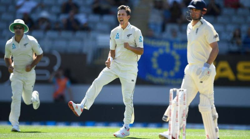 Trent Boult perturbed the English team in the most humiliating way.