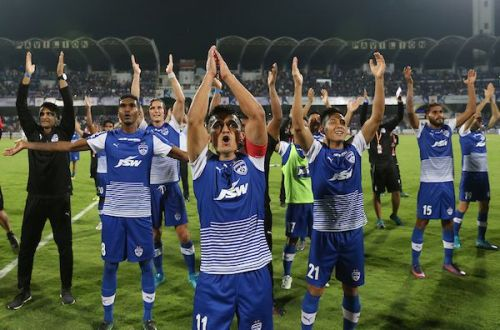 Bengaluru FC book their place in the finals of the ISL