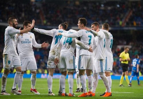Real Madrid v Getafe - La Liga