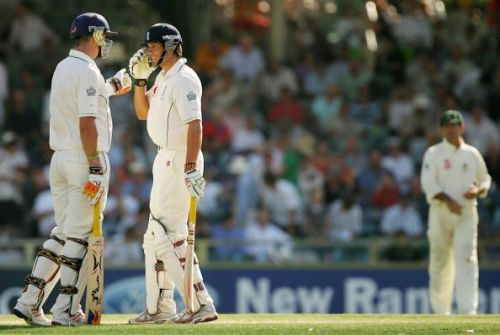 Third Test - Australia v England: Day Four