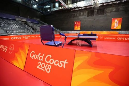 2018 Gold Coast Commonwealth Games:  Oxenford Studios
