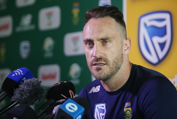 2018 Australia Tour to SA: South Africa Training Session and Press Conference