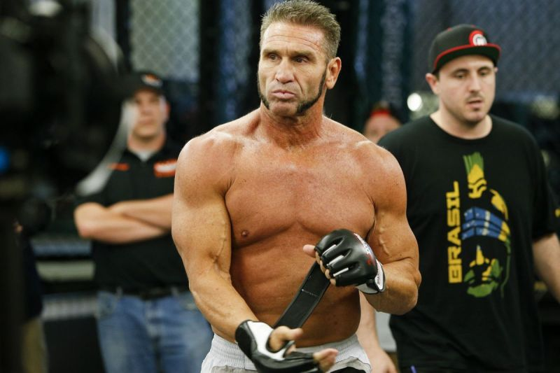 UFC legend Ken Shamrock has been involved in a few disappointing fights