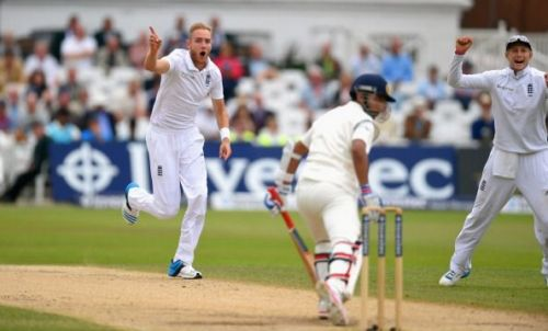 England v India: 1st Investec Test - Day Five
