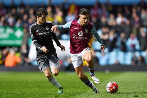 Aston Villa v Chelsea - Premier League