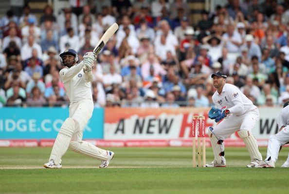 England v India: 2nd npower Test - Day Four