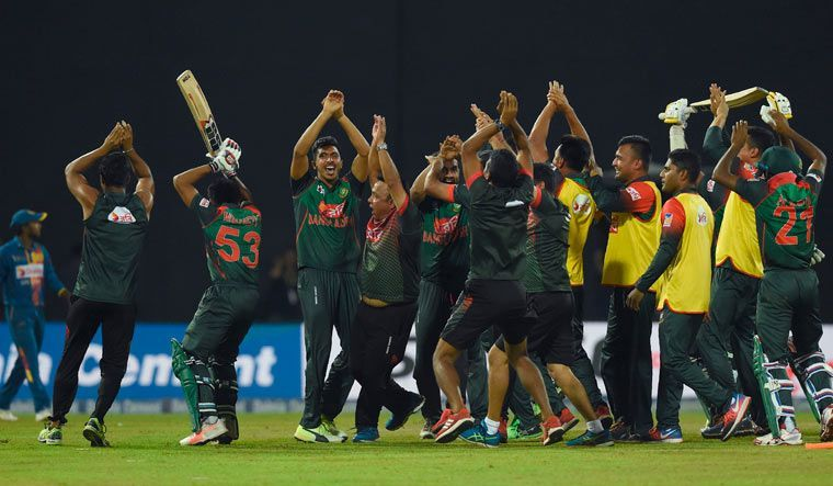 Bangladesh pump up the jam!