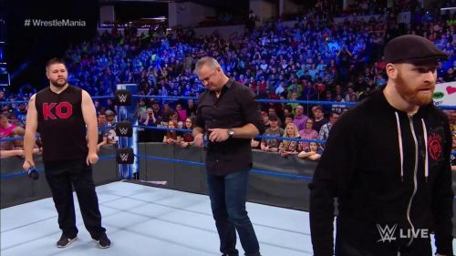 Kevin Owens and Sami Zayn laid out the perfect trap