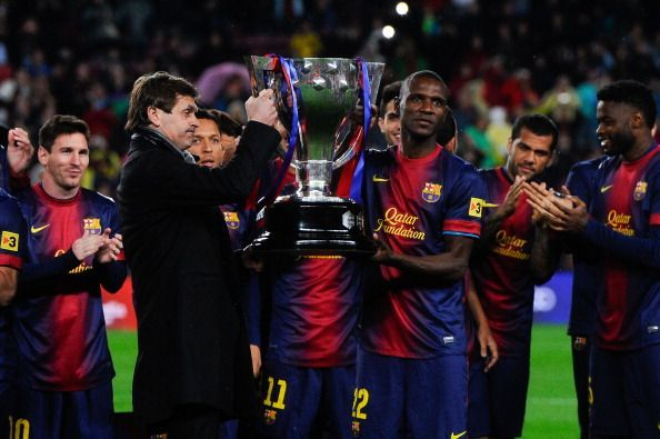 League win most points La Liga Barcelona 2012-13