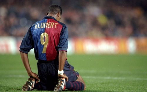 Kluivert was an exceptional forward who always delivered