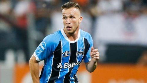 Barcelona agree deal with Gremio for Arthur Melo