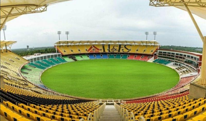 SportsHub stadium in Trivandrum,