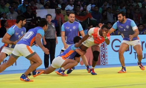 Indian kabaddi legends Anup Kumar and Manjeet Chhillar have not been named in the list of probables.