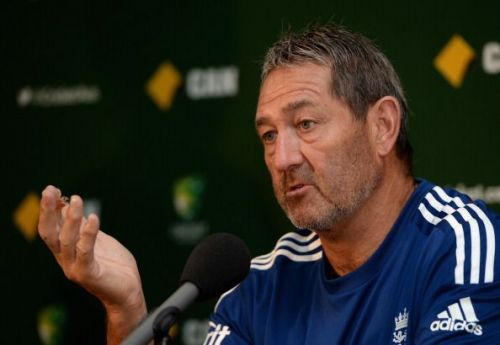 England Nets Session & Press Conference