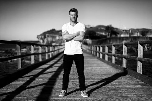 David Warner Portrait Session