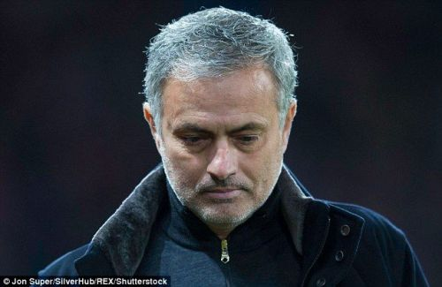 Jose Mourinho leaves United counting the cost of European elimination