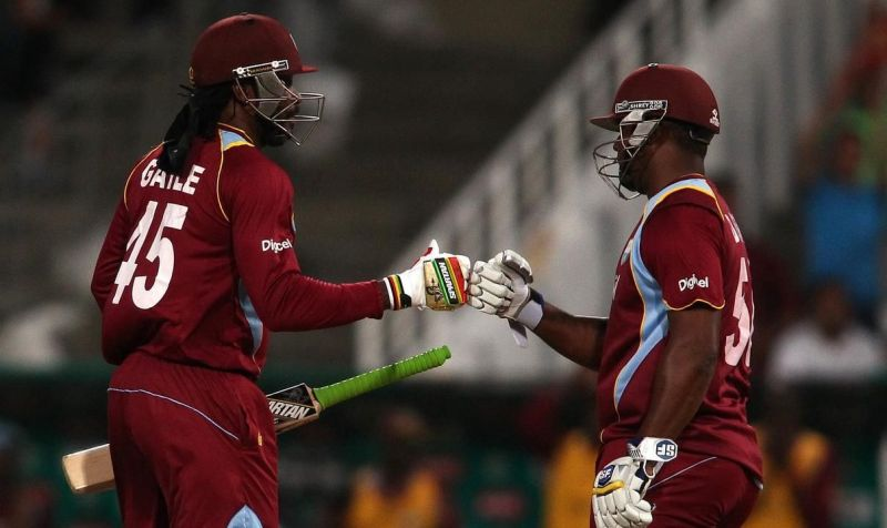 Gayle lits up the WT20 2007