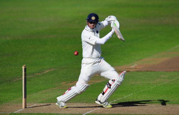 Somerset v India - Tour Match