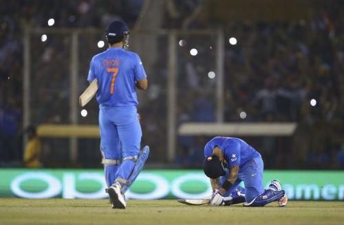 Image result for Kohli's 82* vs Australia 2016 World T20