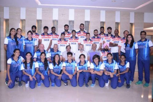 Indian basketball players to make their mark in CWG from 5th of April