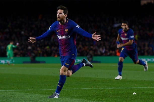 Barcelona v Deportivo Alaves - La Liga