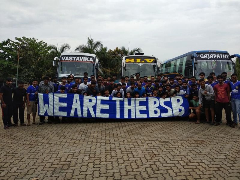 The travelling Blues