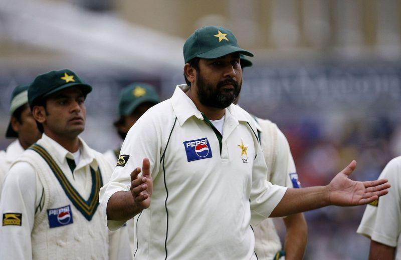 Pakistan v England, The Oval, 2006